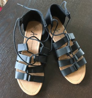 Atmosphere Roman Sandals black