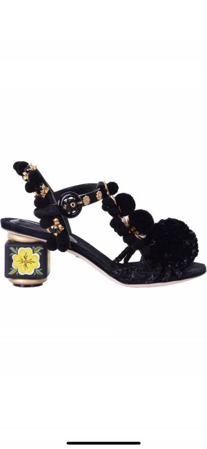 Dolce & Gabbana Sandalen zwart