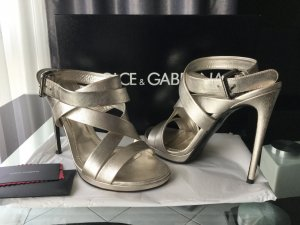 Sandalen von Dolce Gabbana