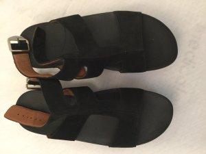 Sandalen von FITWEAR - früher FITFLOP Gr. 41 - schwarz - NEU !!