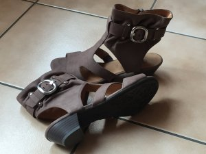 Gabor High-Heeled Sandals beige