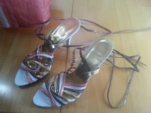 Sandalen von H&M, weiß, Größe 41, nur einmal getragen