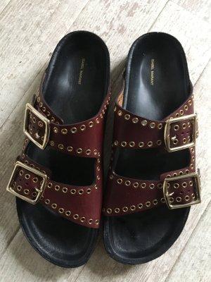 Sandalen von Isabel Marant