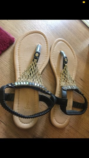 Jumex Beach Sandals black