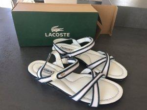 Sandalen von Lacoste - Sommerschuhe - neu und originalverpackt