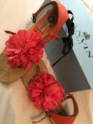 Sandalen von Lanvin