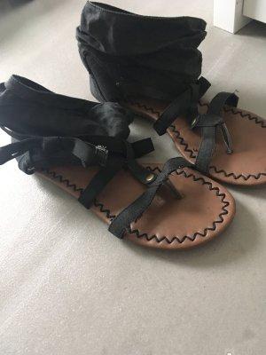 Sandalen von letztem Jahr