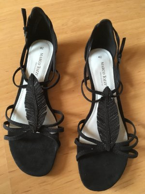 Marco Tozzi High-Heeled Sandals black
