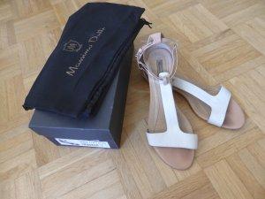 Sandalen von Massimo Ditti/ Gr. 37 / Echtleder