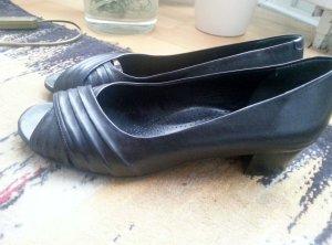 Sandalen von Medicus, Größe 40 (6,5), schwarz, Leder