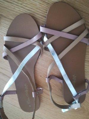 Sandalen von Miss Selfridge Grösse 39