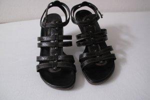 Sandalen von Paul Green schwarz Gr.38