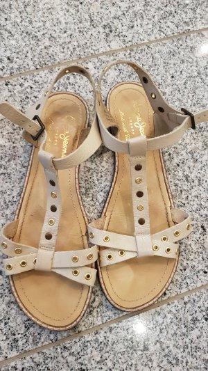 Pepe Jeans Clog Sandals cream