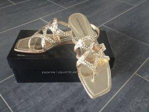 Sandalen von Pons Quintana