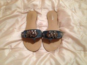 Sandalen von Roberto in blau Größe 36