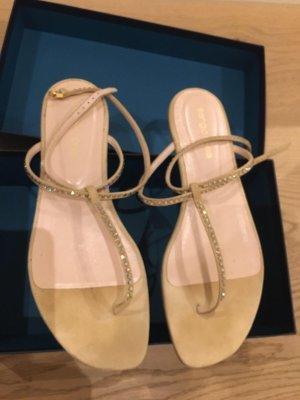 Sandalen von Sergio Rossi in Größe 38