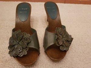 Sandalen von Sisley - wie neu!