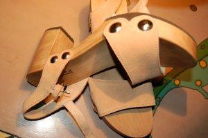 Softclox Sandalo con cinturino multicolore Pelle
