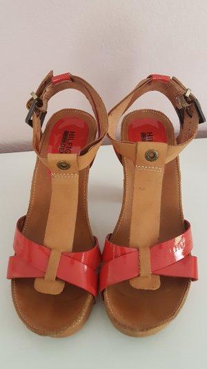 Hilfiger Wedge Sandals multicolored