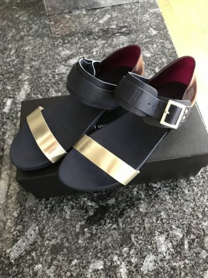 United nude Sandals multicolored leather