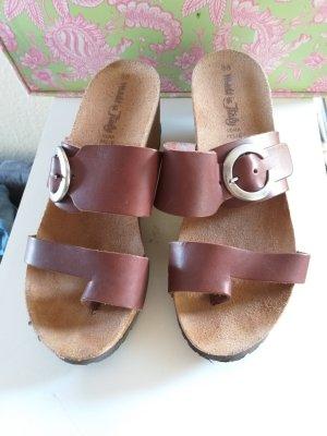 Sandalen von Vera Pelle 38