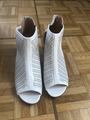 Liva Loop Sandalias romanas blanco