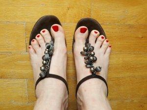 Sandalen • Zehentrenner • Dolce & Gabbana