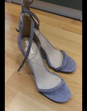 H&M High Heel Sandal slate-gray