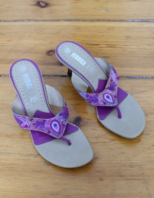 Sandalette, Flip Flop, High Heel