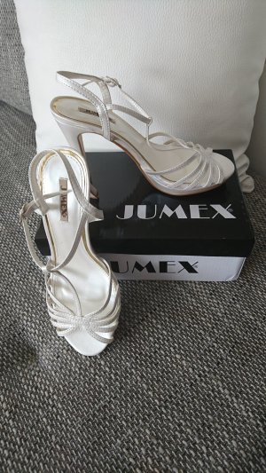 Jumex High-Heeled Sandals multicolored