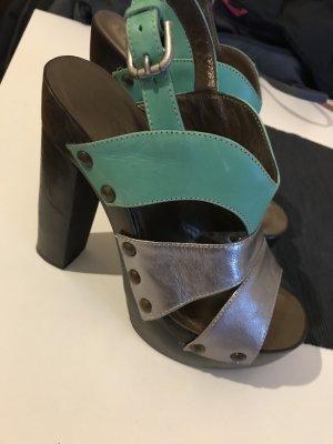 Provocateur Plateauzool sandalen veelkleurig