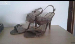 Sandalette in Gr. 38