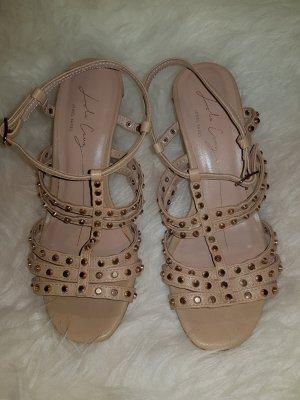 Sandalette in nude von Lola Cruz, Gr. 36