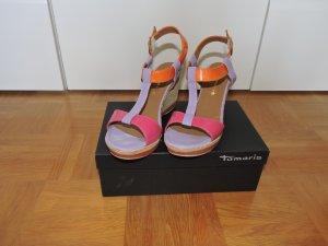 Sandalette mit Keilabsatz Tamaris