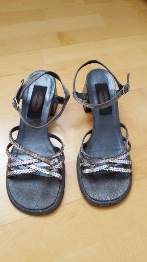 Sandalette mit Pailetten von Graceland, Gr. 39