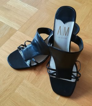 High Heel Sandal black