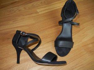 Sandalette schwarz Mango 37