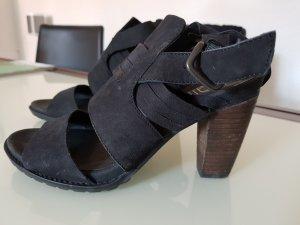 Sandalette von Cara London Echtleder
