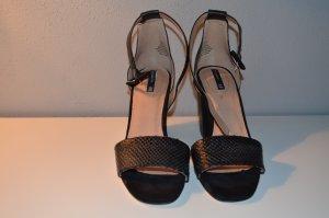 Sandalette von H&M in schwarz
