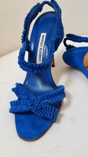 Sandalette von Manolo Blahnik