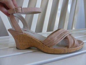 Sandalette von MARC in nude