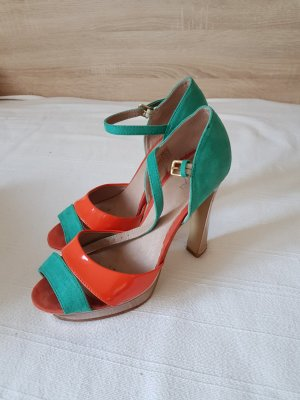 Alisha Sandaletto con tacco alto multicolore