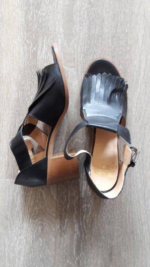 Sandaletten 42 Leder