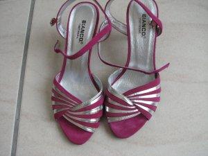 Sandaletten aus Italien Gr. 37