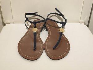 Sandaletten aus Leder von Lauren by Ralph Lauren in Größe 39 (38)