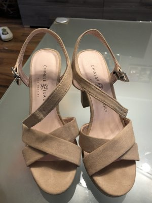 Sandaletten beige Chinese Laundry 37,5