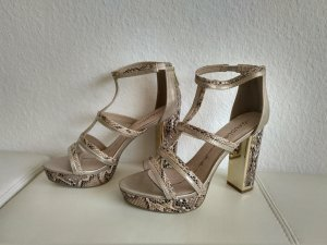 Gaudi Platform High-Heeled Sandal multicolored