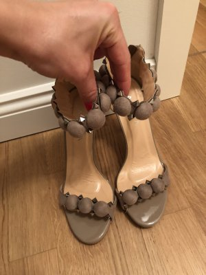 High Heel Sandal beige
