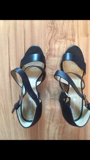 Geox High Heel Sandal black