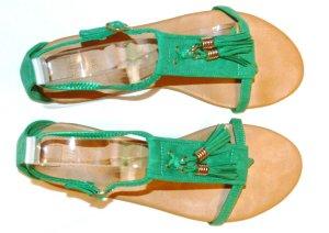 Sandaletten Green Gr. 38